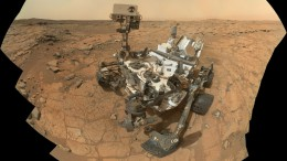Curiosity first drilling (19)