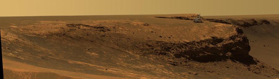Какого цвета Марс на самом деле