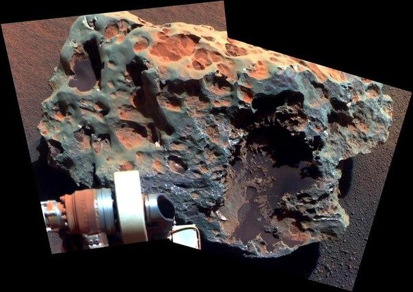 Opportunity марсианский метеорит