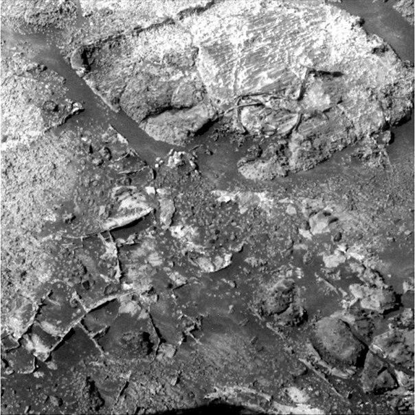 Opportunity boxwork на Марсе