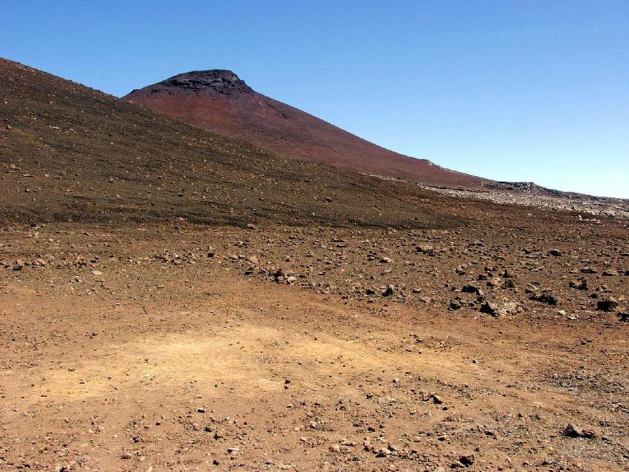 Исландия похожа на Марс
