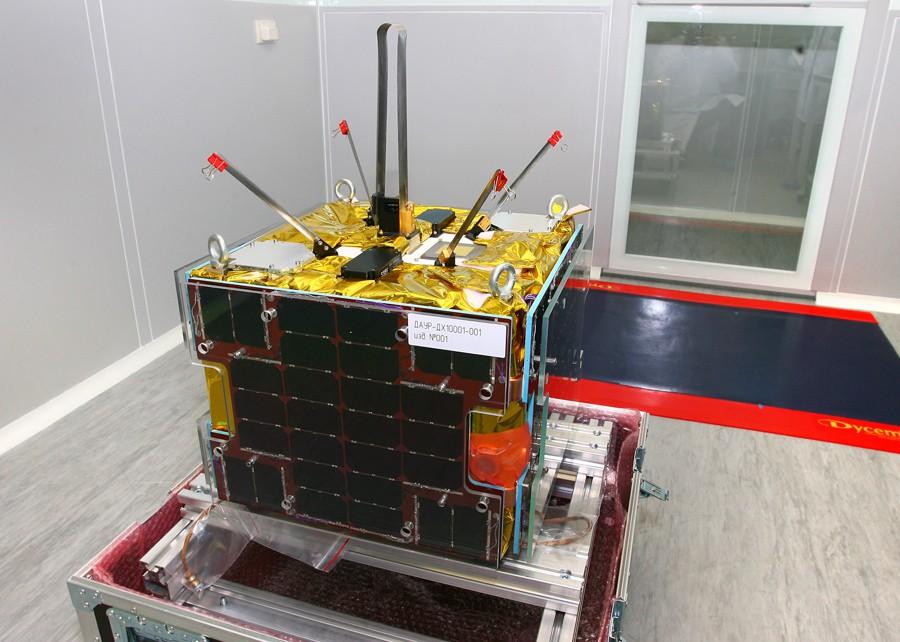 Спутник DX1 Даурия Аэроспейс