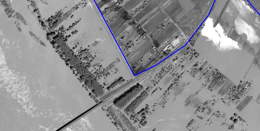 Применение снимков со спутника Ресурс-П