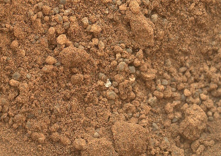 Марсианский песок