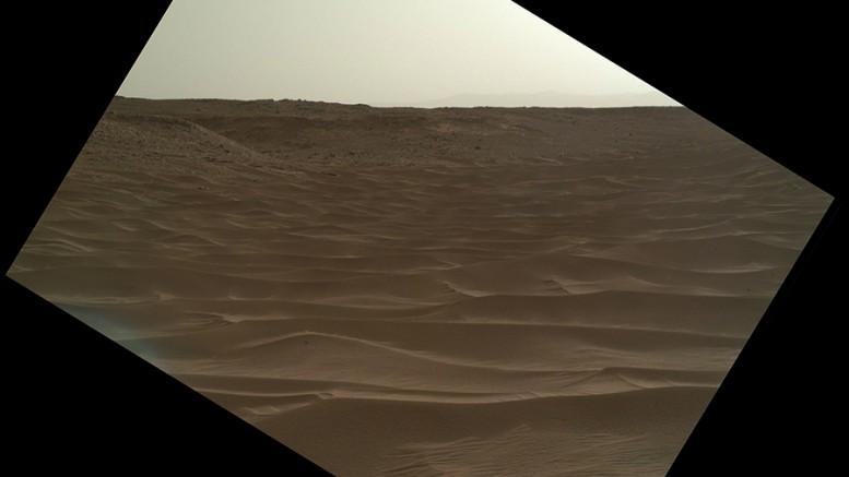 интересные снимки марсохода curiosity
