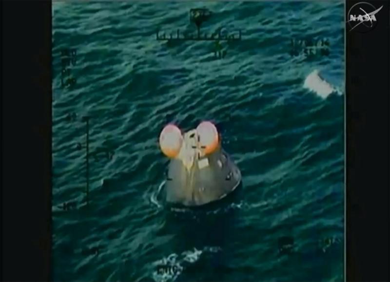 successfullytestedacapsulemannedspacecraftNASAOrion10