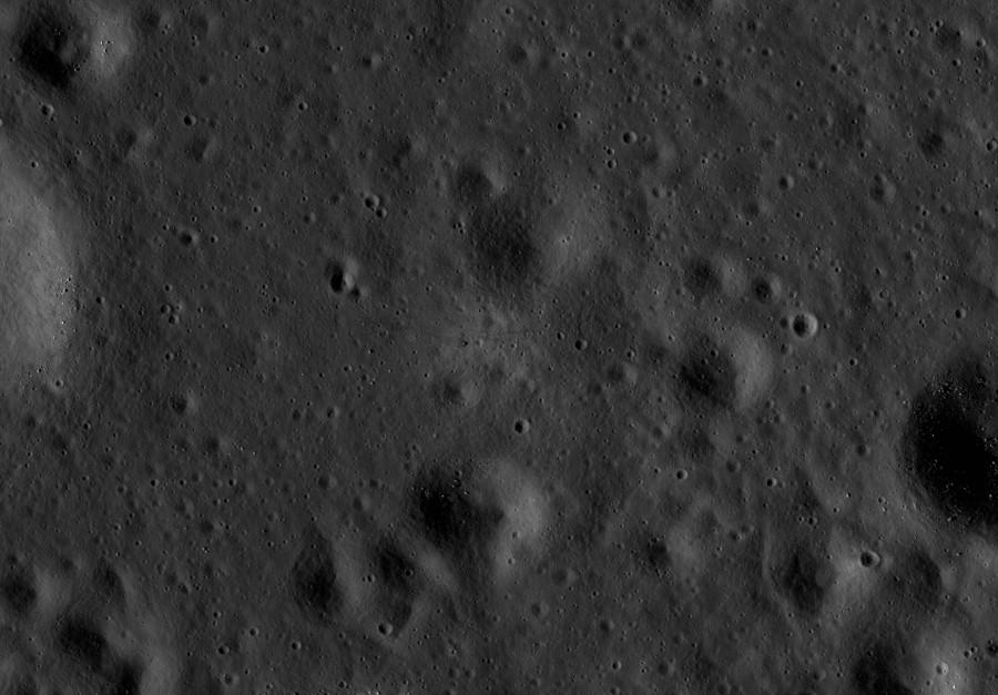 с телескопа Hubble увидеть Apollo