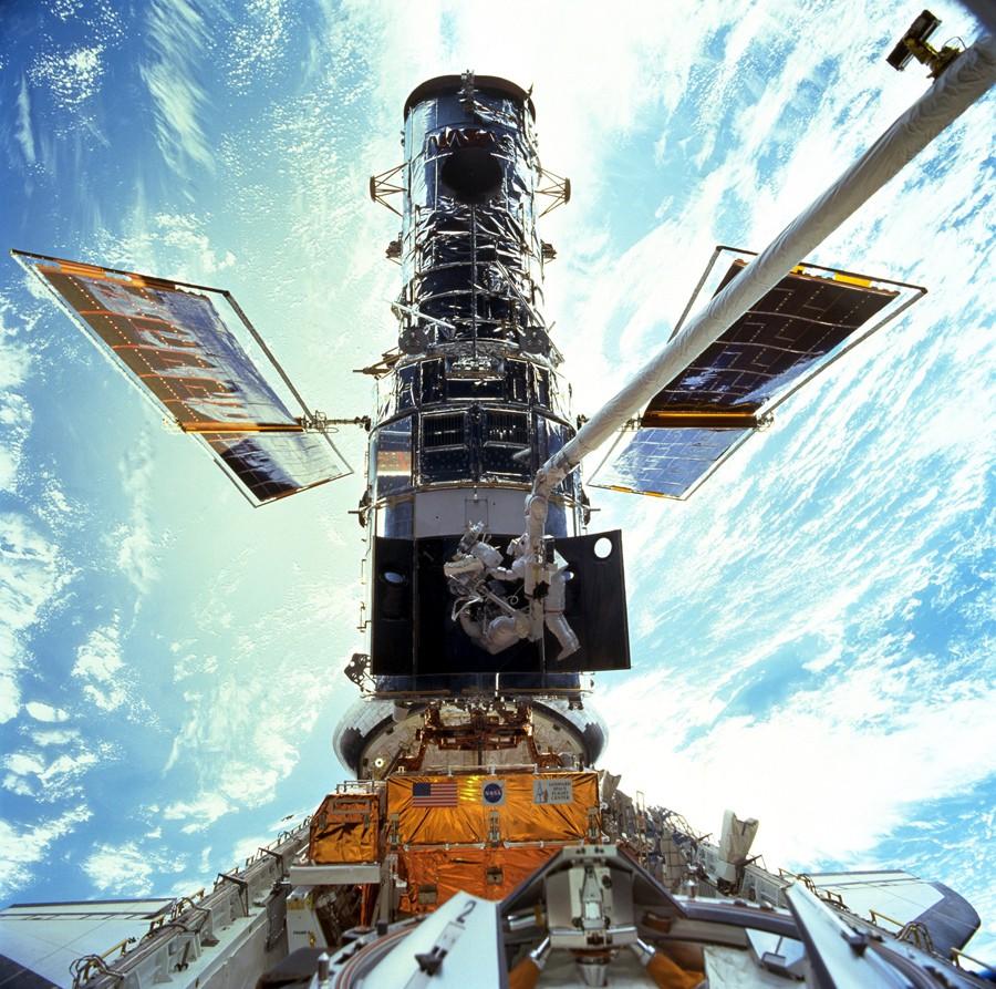 Hubble телескоп