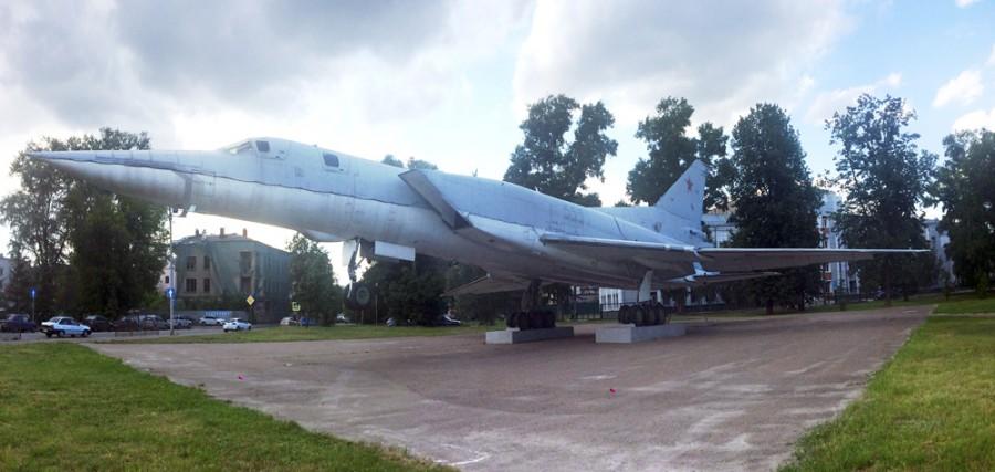 Ту-22М3 Казань
