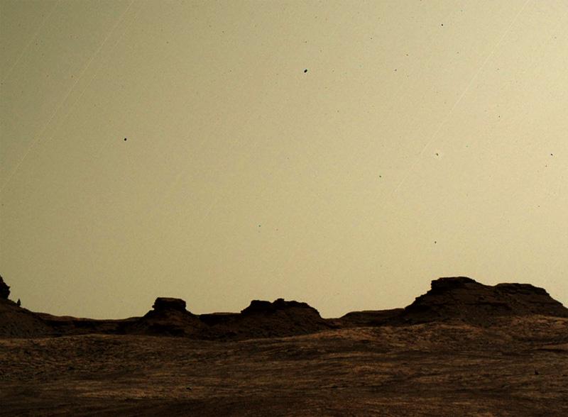 Панорама Марса