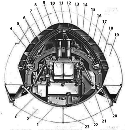 Конструкция Марса-3