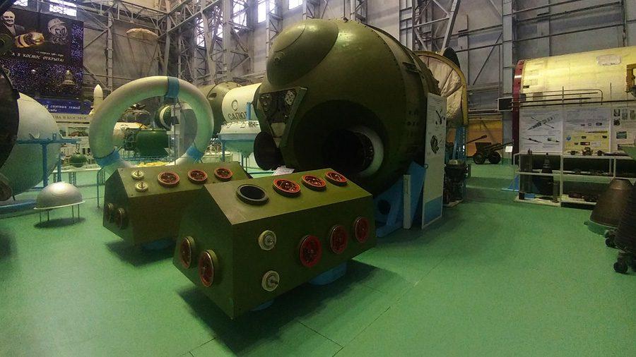 """Объединенная двигательная установка """"Бурана""""."""