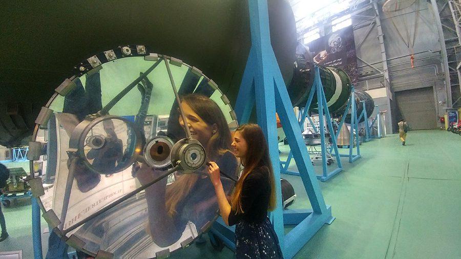 Инфракрасный телескоп, станция Салют-6,