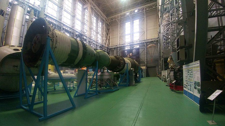 Космический корабль Союз, космическая станция Салют,