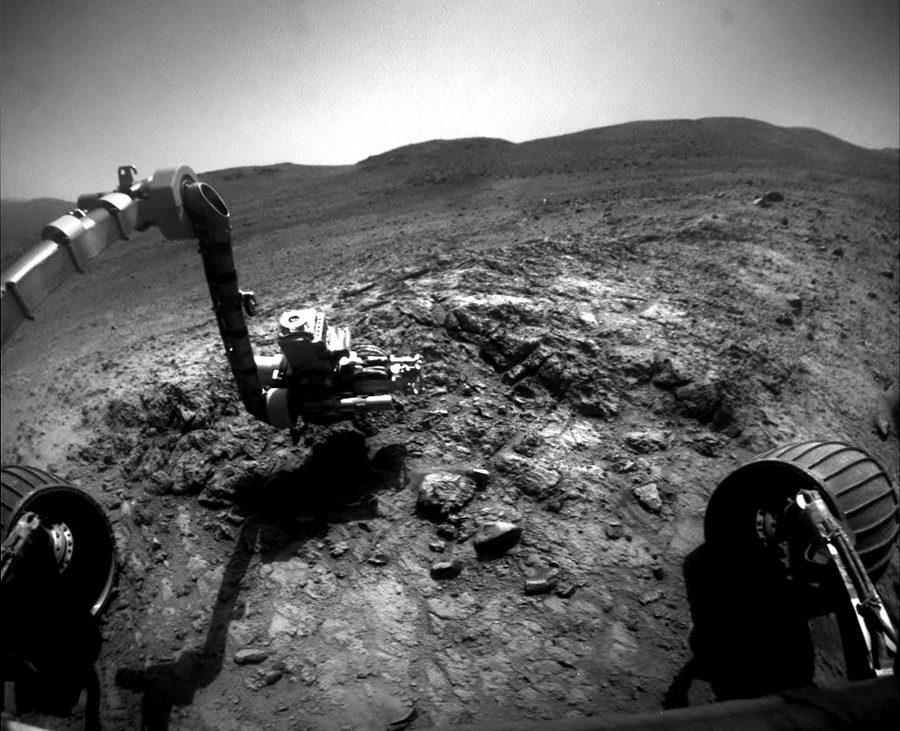 Экзомарс посадка Скиапарелли Opportunity
