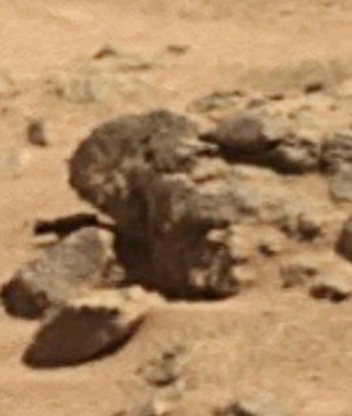 Обама на Марсе