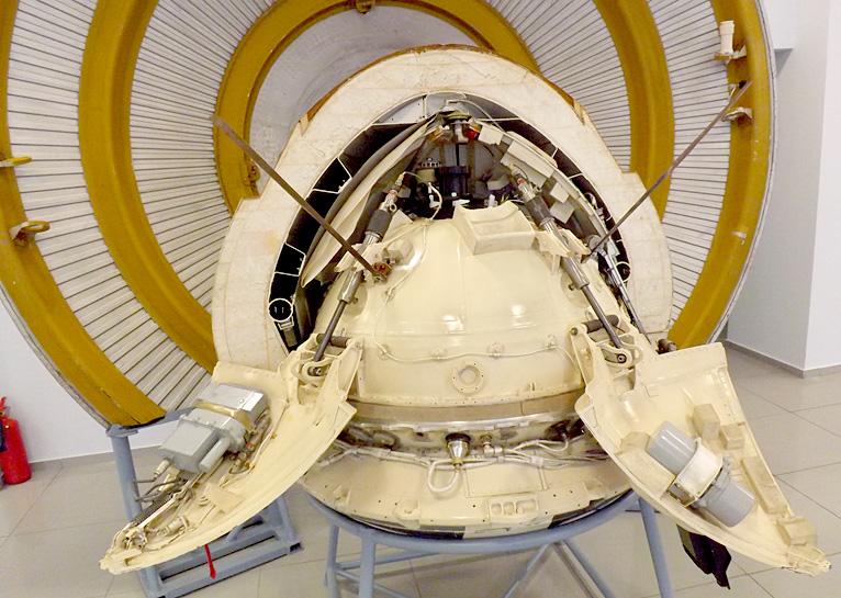 спускаемый аппарат Марс-3