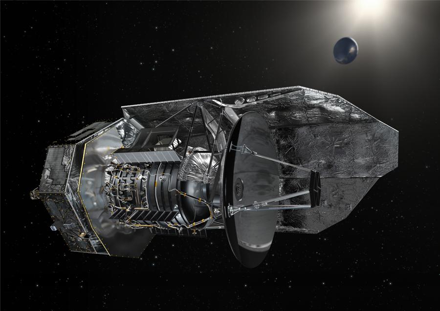 космический телескоп Herschel