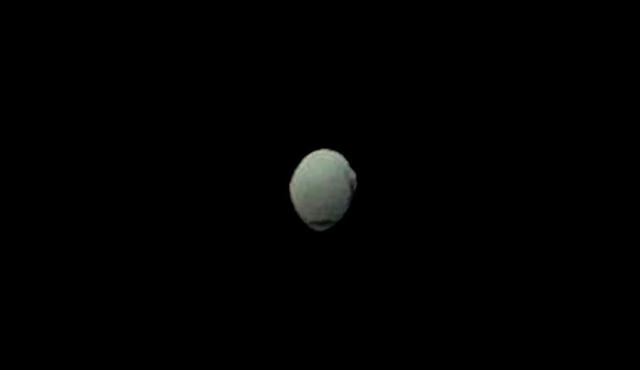 затмение луны Марса - Фобоса