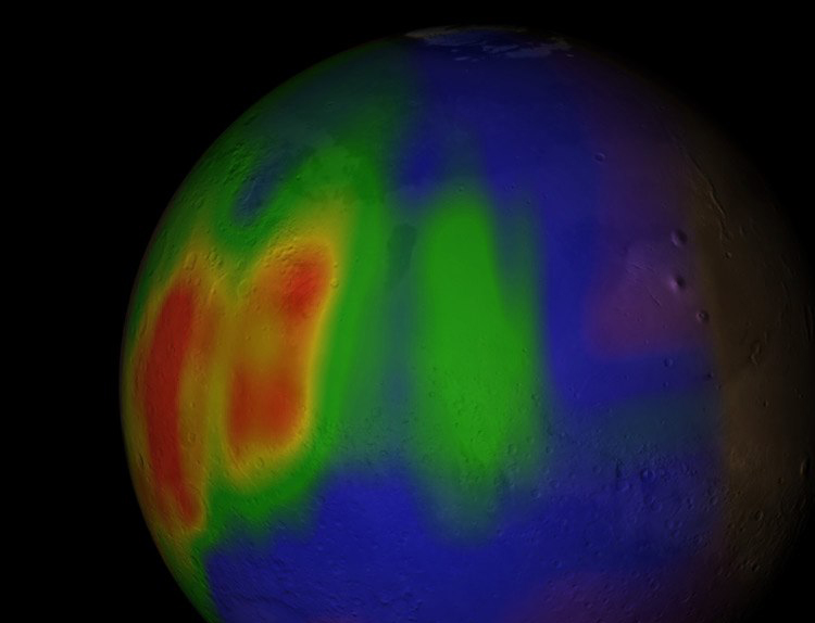 methane release