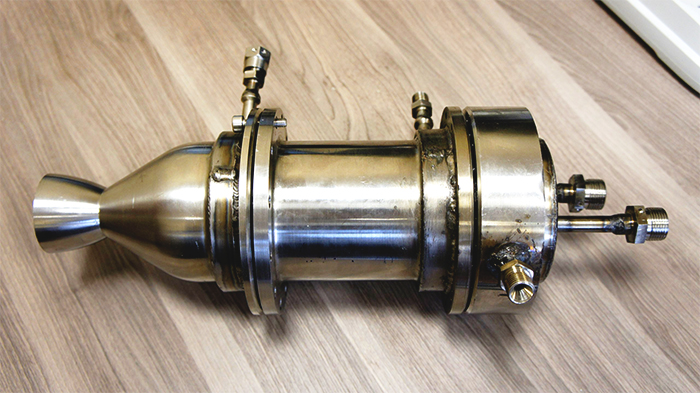 """жидкостный ракетный двигатель Лин """"Атар-100"""""""