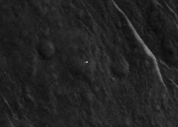 найденный Beagle-2 на Марсе