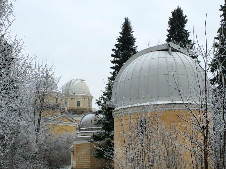 купол Большого пулсковского рефрактора