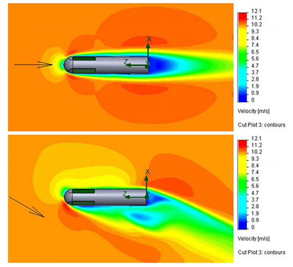 принцип работы датчика ветра на марсоходе