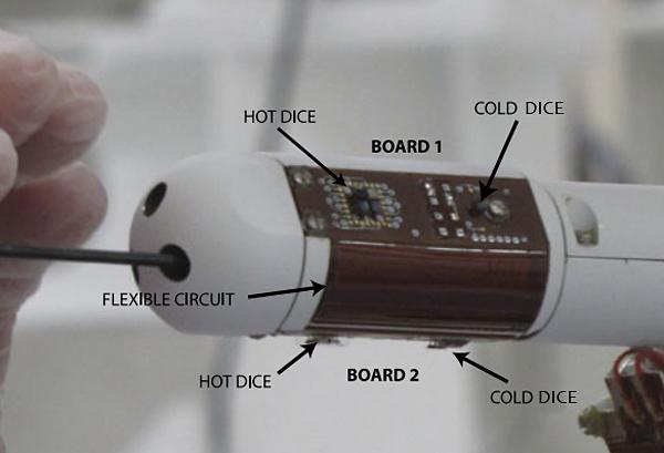 конструкция датчиков ветра