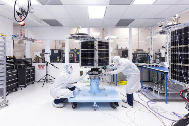 спутник Skysat-1