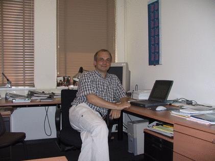 Руководитель отделения космических исследований Joint institute for VLBI in Europe Леонид Гурвиц