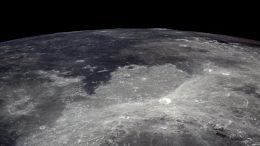 снимок поверхности Луны. Фото: NASA