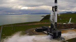 сверхлегкая ракета Electron