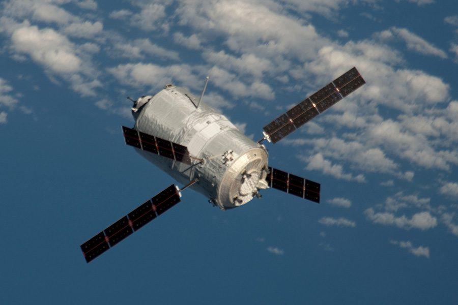 космический корабль ATV