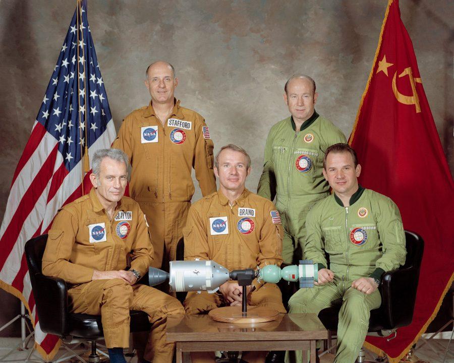 экипаж «Союз — Аполлон»