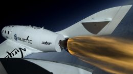 суборбитальный самолет SpaceShipTwo