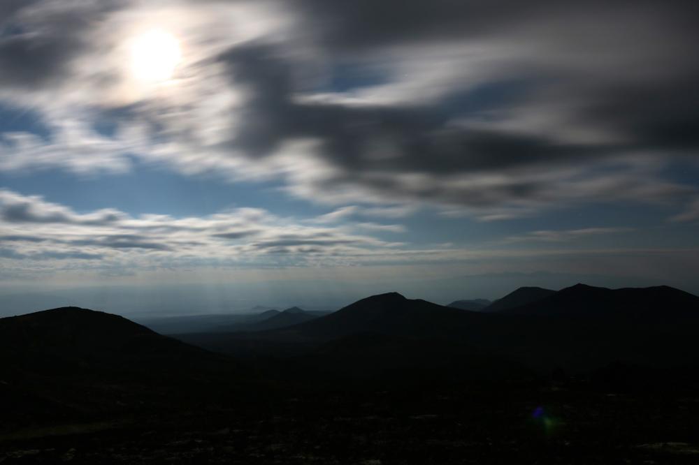 окрестности вулкана Толбачик