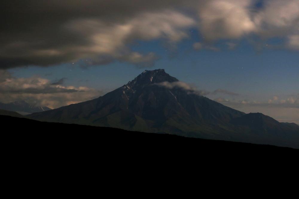 вулкан Большая Удина