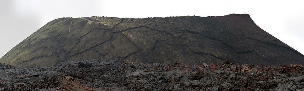 сопка Клешня вблизи вулкана Толбачик