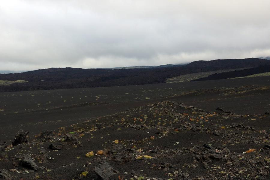 Ленинградка, вулкан Толбачик