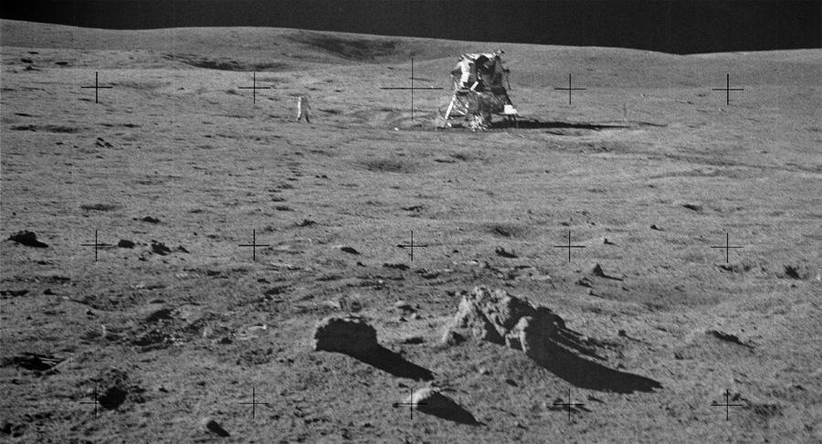 лунный пейзаж