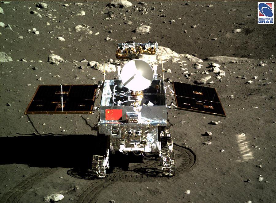 проект на Луну Chang'e 4