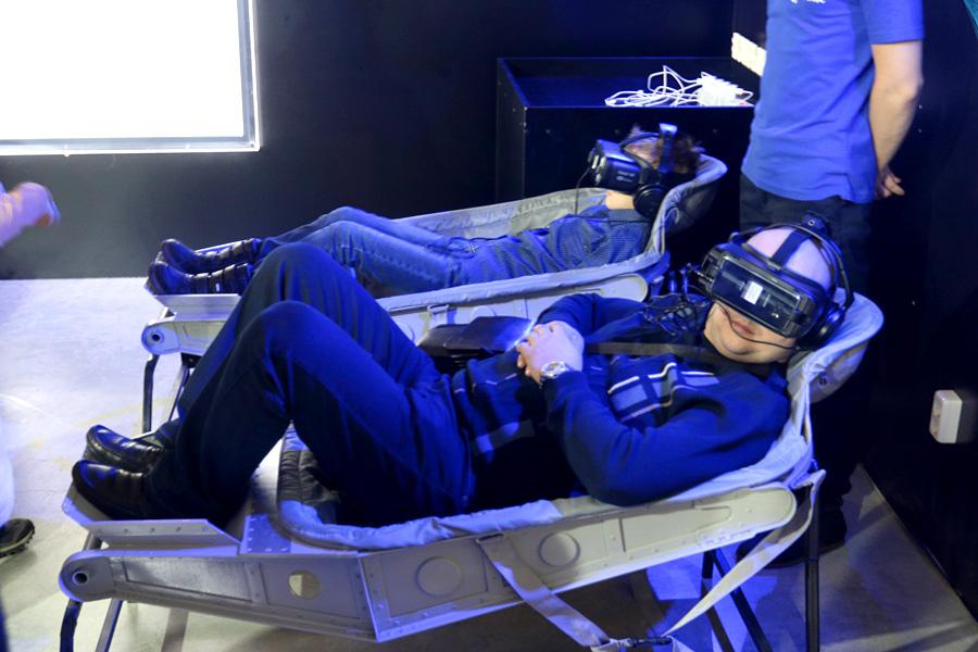 выставка Открытый космос в Саратове