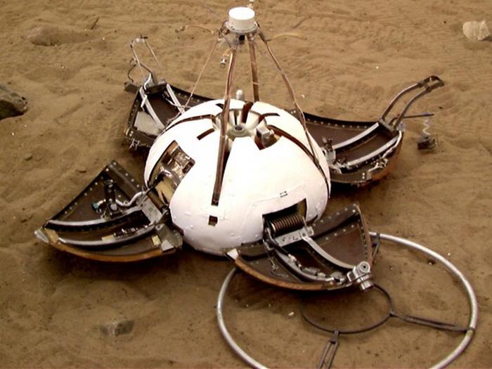 автоматическая межпланетная станция Марс-96