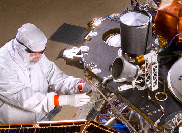 бортовой радиокомплекс аппарата InSight