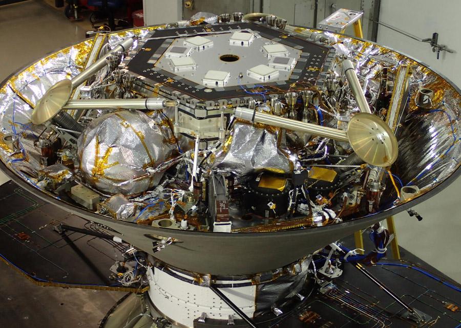 посадочный аппарат NASA InSight