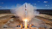 запуск ракеты Союз